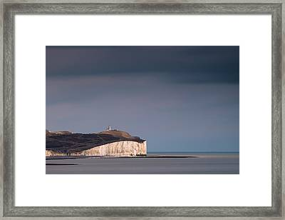 The Belle Tout Lighthouse Framed Print