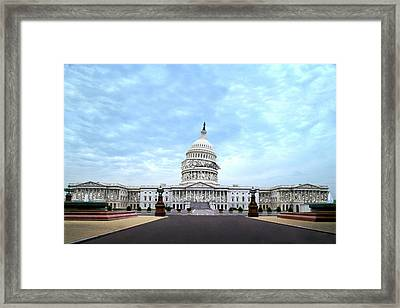 The Best Congress Money Can Buy Framed Print
