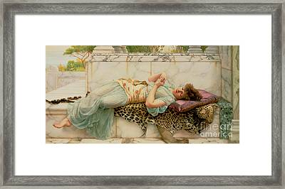 The Betrothed Framed Print