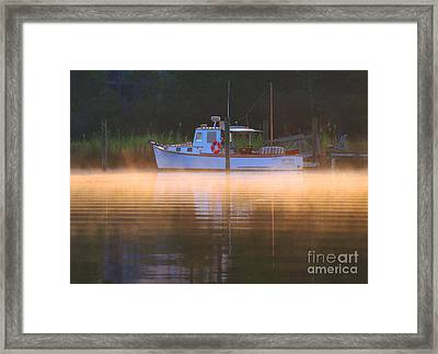 The Bette S Framed Print by Marty Fancy