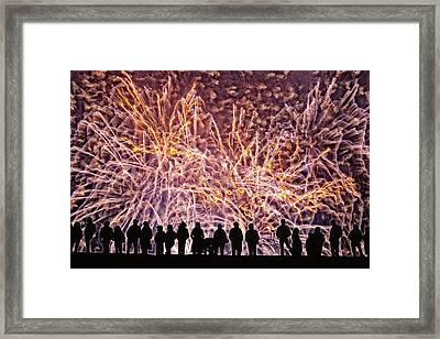 The Big Bang Framed Print