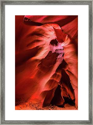 The Big Chief Framed Print by Mikes Nature