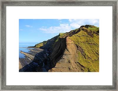 The Big Rock Framed Print by Svetlana Sewell
