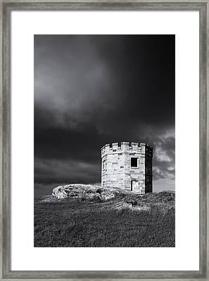 The Black Watch Framed Print by Nicholas Blackwell