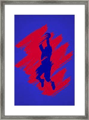 The Blake 2 Framed Print