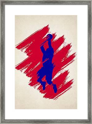 The Blake Framed Print