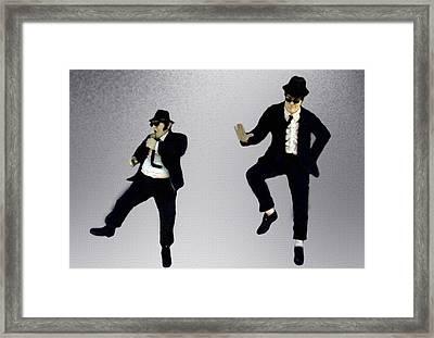 The Blues Brothers Framed Print by Jeff DOttavio