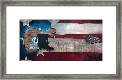 The Boss Framed Print by Sean Parnell