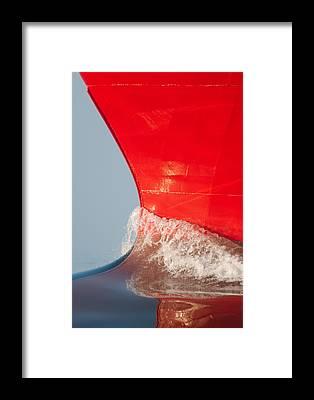 Offshore Framed Prints