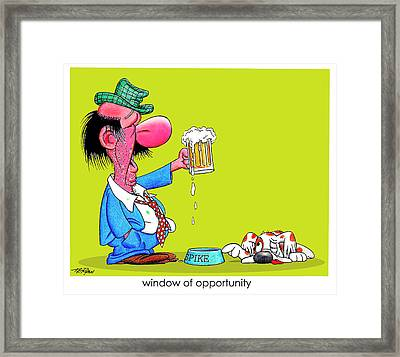 The Bozo Collection 2 Framed Print