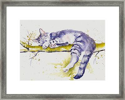 The Branch Manager Framed Print