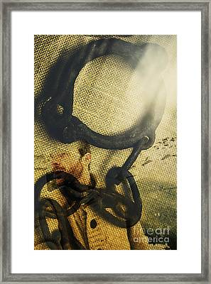 The Breakaway Framed Print by Jorgo Photography - Wall Art Gallery