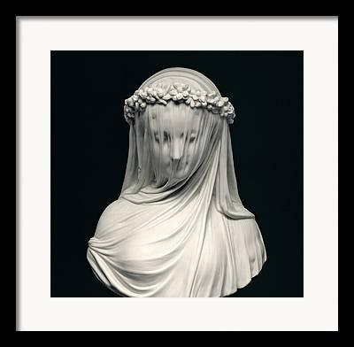 Head Covered Framed Prints