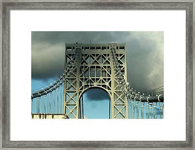 The Bridge Framed Print by Paul SEQUENCE Ferguson             sequence dot net