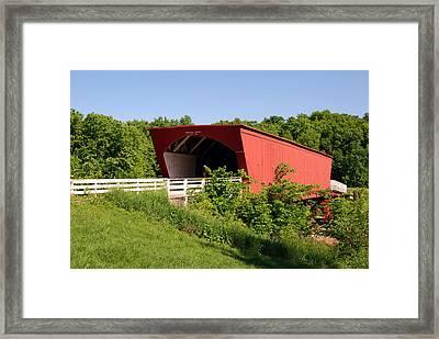 The Bridges Of Madison County Framed Print
