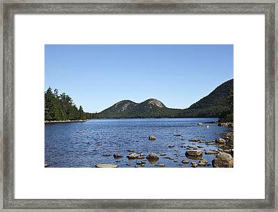 The Bubbles Framed Print by Frank Russell