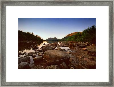 The Bubbles Framed Print