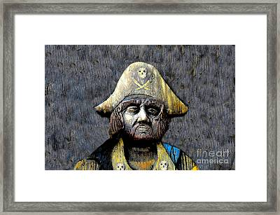 The Buccaneer Framed Print by David Lee Thompson