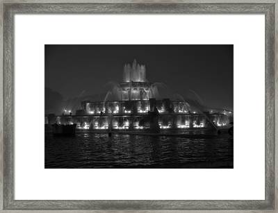 The Buckingham Framed Print