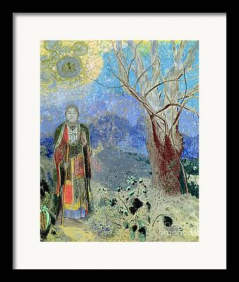 Contemporary Symbolist Paintings Framed Prints