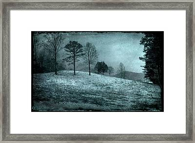 The Calm After Framed Print