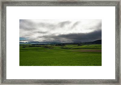 Framed Print featuring the photograph The Captivating Catlins by Odille Esmonde-Morgan