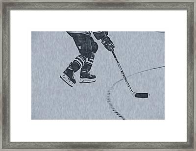 The Carry Framed Print by Karol Livote