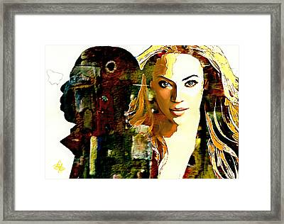 The Carters Framed Print