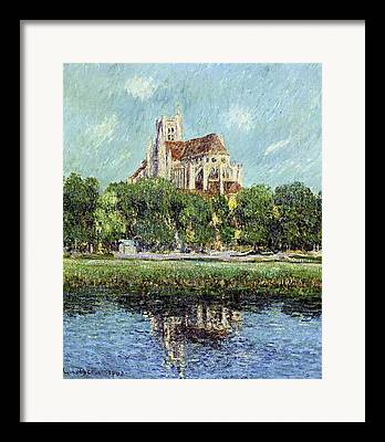 Ecclesiastical Architecture Framed Prints
