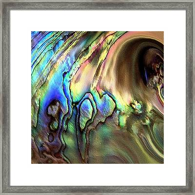 The Cave By Rafi Talby Framed Print by Rafi Talby