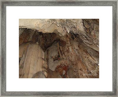 The Cave Framed Print by John Johnson