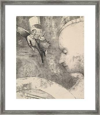 The Celestial Art Framed Print