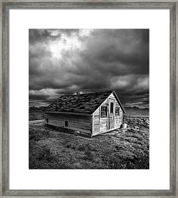 The Cell Framed Print by Phil Koch