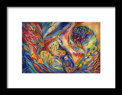 Kabbalistic Framed Prints