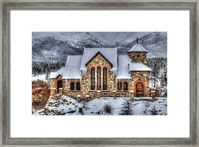 The Chapel Framed Print