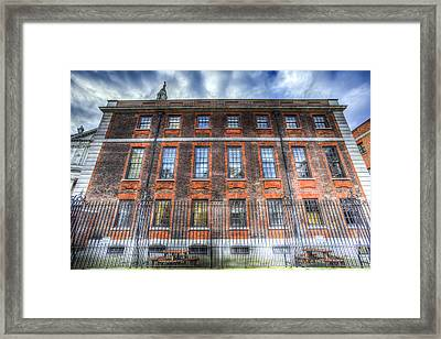 The Chapter House London Framed Print