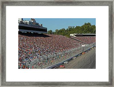 The Chase  Framed Print by Juergen Roth