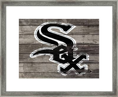 The Chicago White Sox 3c Framed Print by Brian Reaves