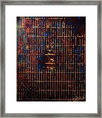 The Chocolate Tavern Framed Print