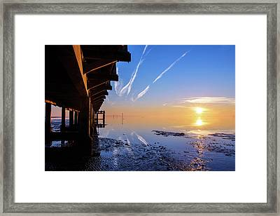 The Chosen Framed Print by Thierry Bouriat