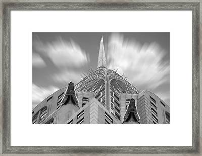 The Chrysler Building 2 Framed Print by Mike McGlothlen