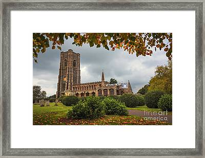 The Church Of St Peter And St Paul Framed Print