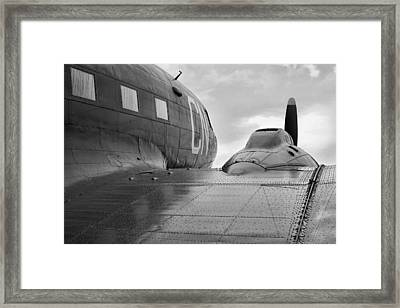 The Classic Dc3 Framed Print by JC Findley