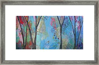 The Clearing I Framed Print by Shadia Derbyshire
