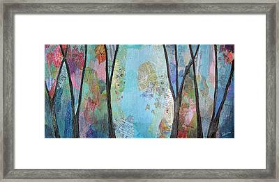 The Clearing II Framed Print by Shadia Derbyshire
