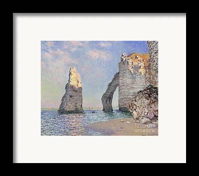 Impressionist Landscapes Framed Prints