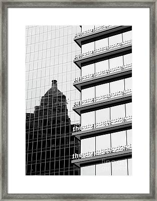 Framed Print featuring the photograph The Clouds by Chris Dutton