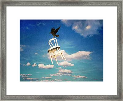 The Collector Framed Print by Jeff  Gettis