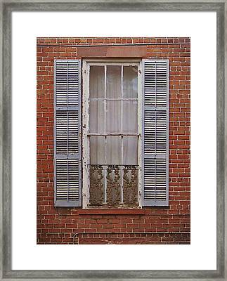 The Color Purple Framed Print by JAMART Photography