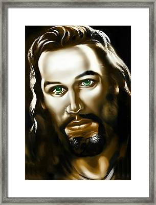 The Compassionate One 2 Framed Print